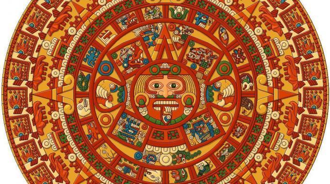 Oroscopo Internazionale Maya