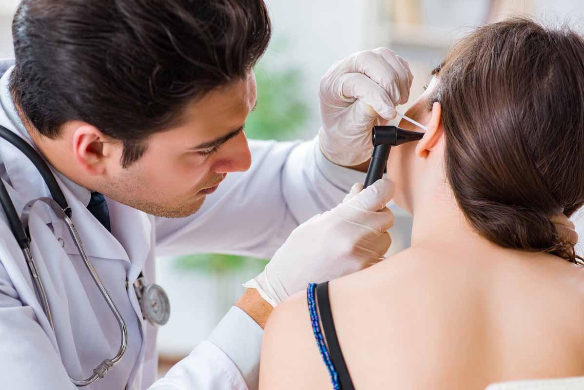Come curare il catarro nelle orecchie
