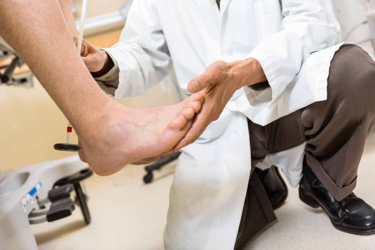 Come diagnosticare lo sperone calcaneare