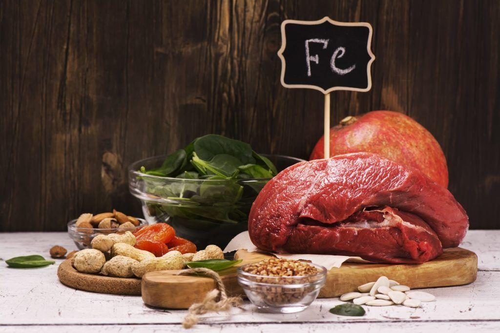 Alimenti ricchi di ferro: i fattori che incidono sull'assorbimento