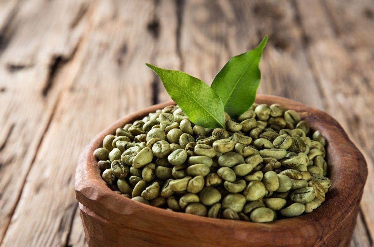 Caffè verde per perdere peso