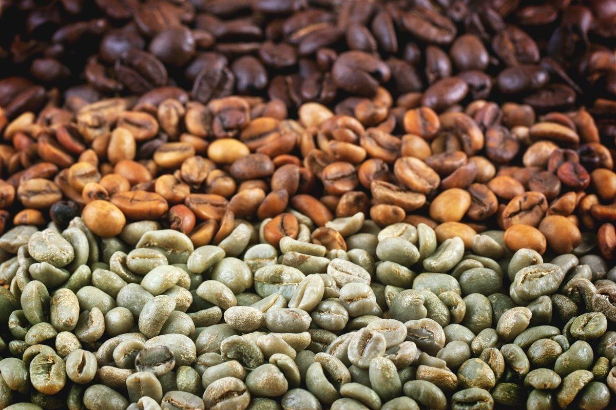 Caffè verde: le controindicazioni