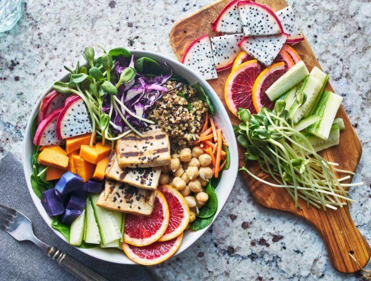 come non perdere peso con una dieta vegetariana