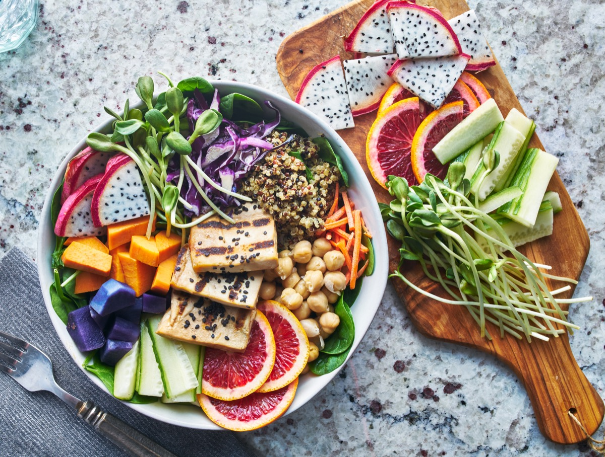 elenco frutta e verdura per dimagrire
