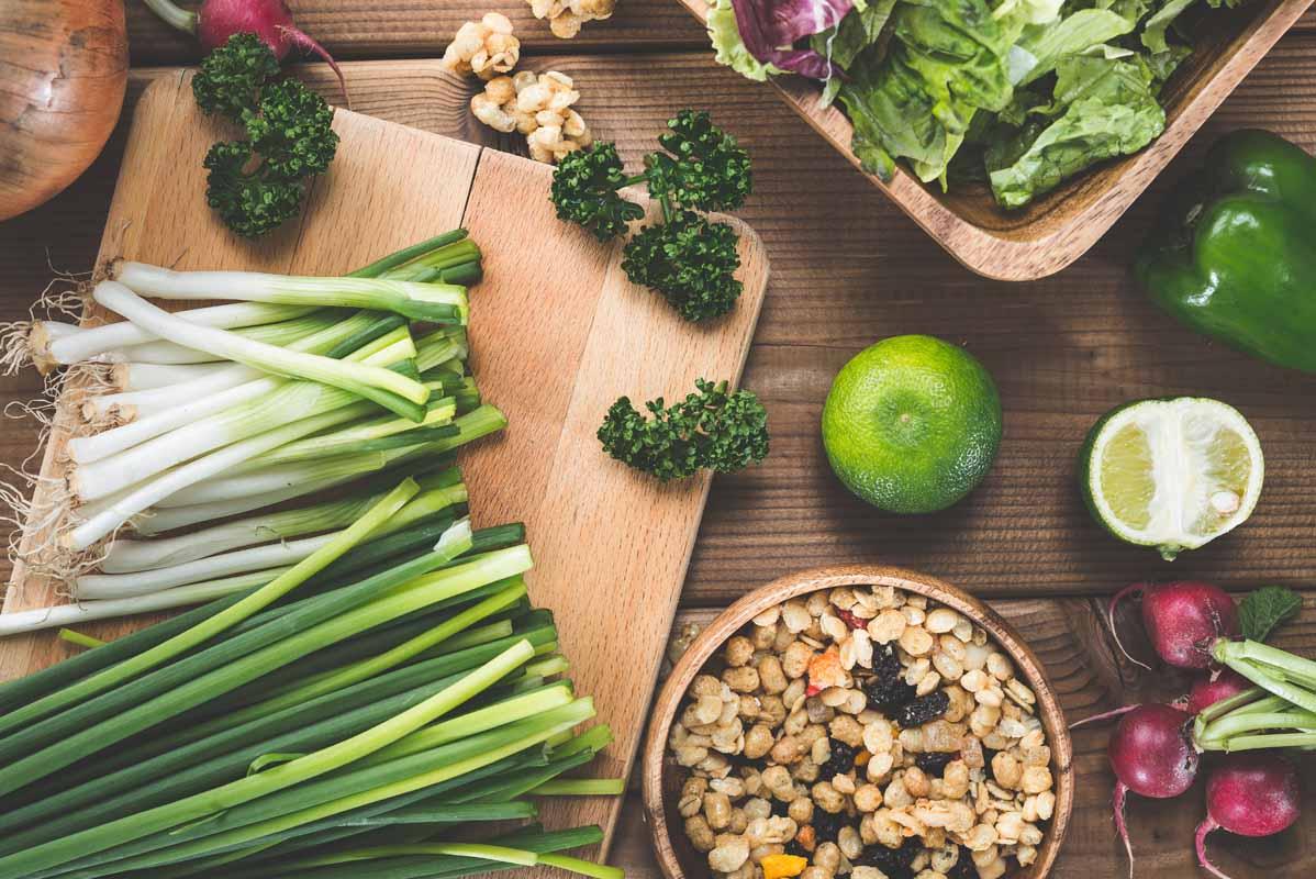 Dieta vegetariana dimagrante: cosa mangiare?