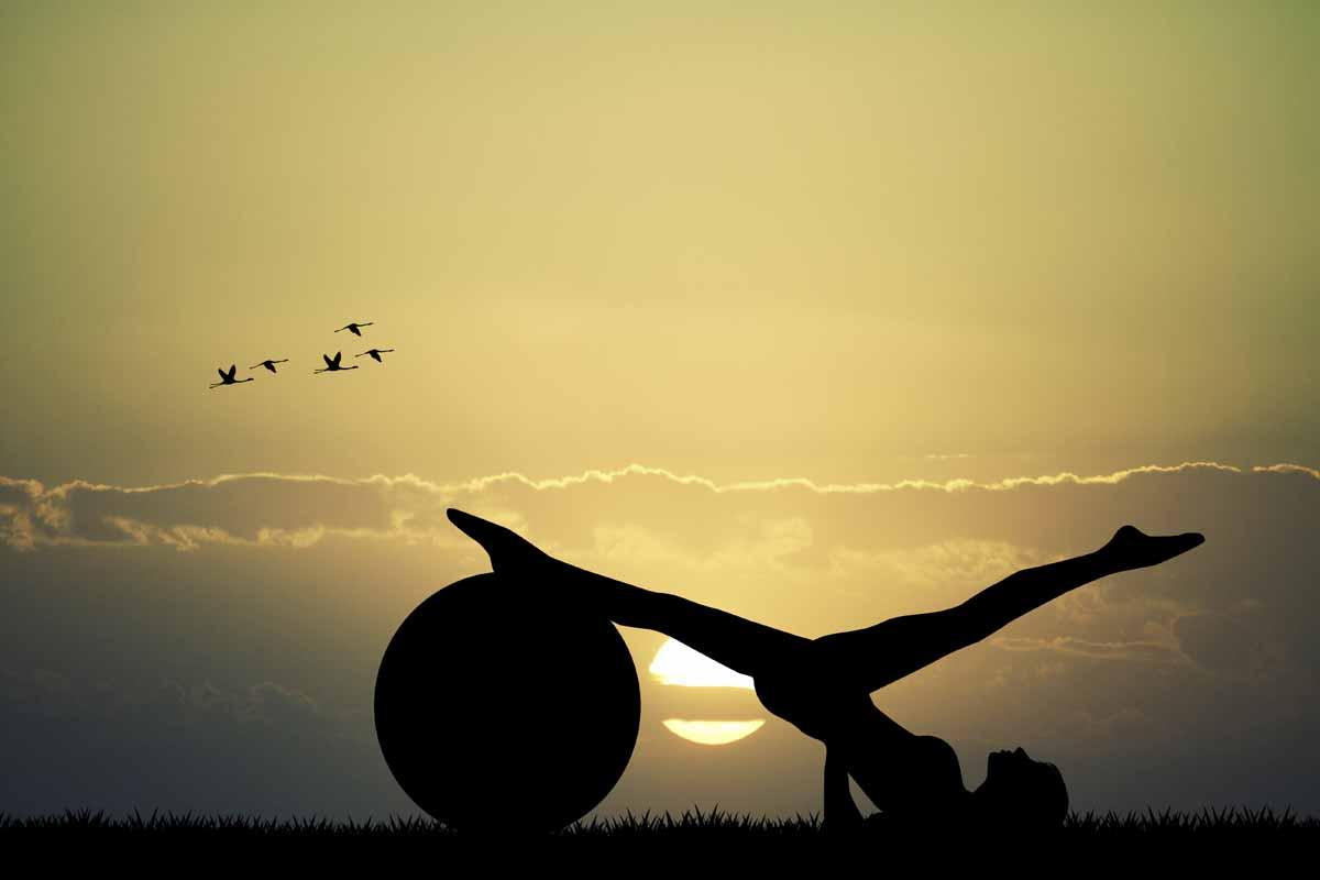 Quali esercizi compongono il pilates per dimagrire
