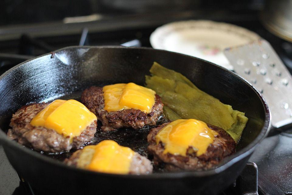 Alimenti ricchi di ferro la lista completa da condividere - Cucinare gli hamburger in modo diverso ...