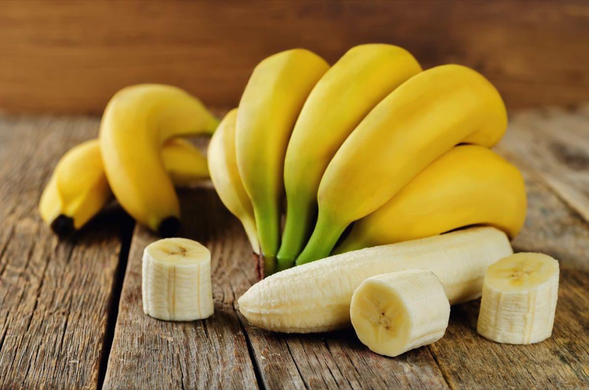 Le proprietà della banana