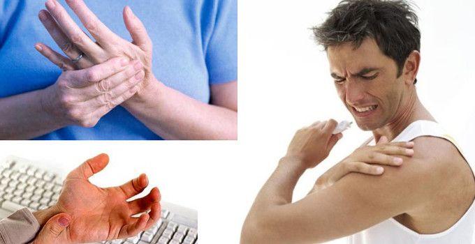 formicolio al braccio sinistro