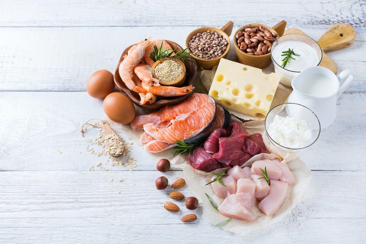 Alimenti ricchi di proteine nella dieta