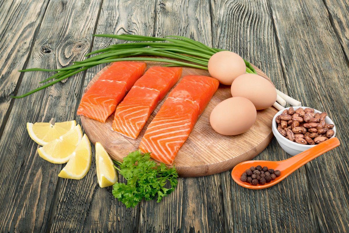 Alimenti ricchi di proteine per lo sport