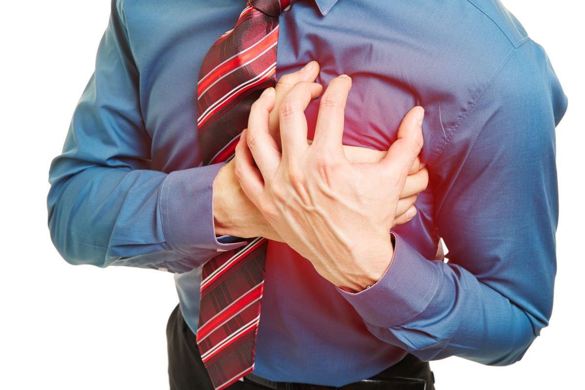 Cosa fare in caso di sintomi infarto