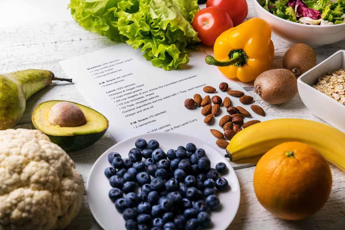 Dieta per perdere 5 Kg facilmente ed in breve tempo