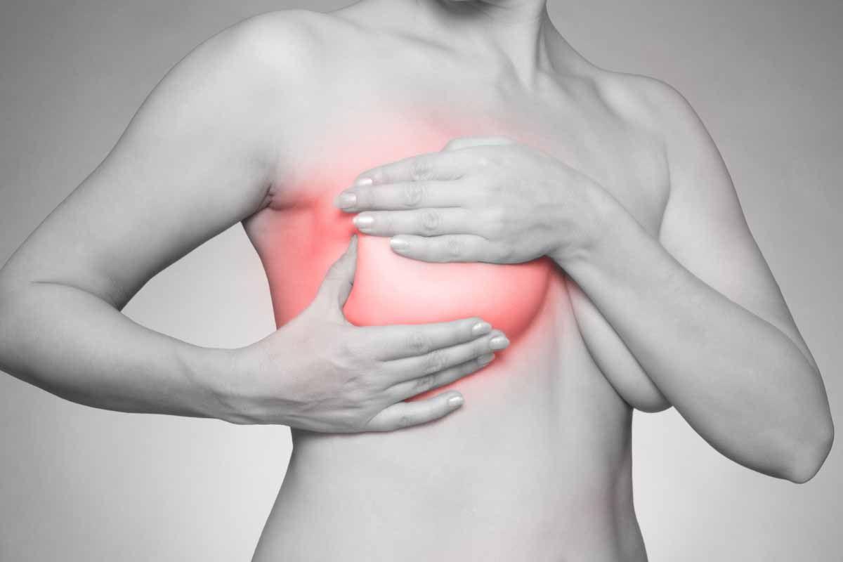 Dolore al seno