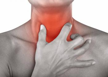 Placche in gola