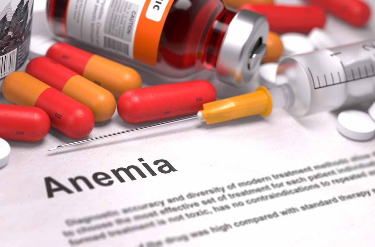 Sintomi anemia mediterranea
