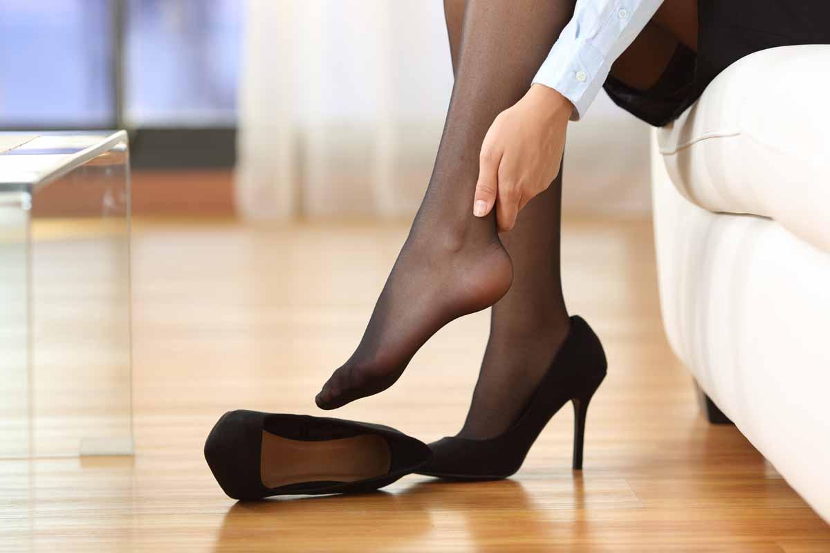 Quali sono le cause non patologiche delle gambe stanche