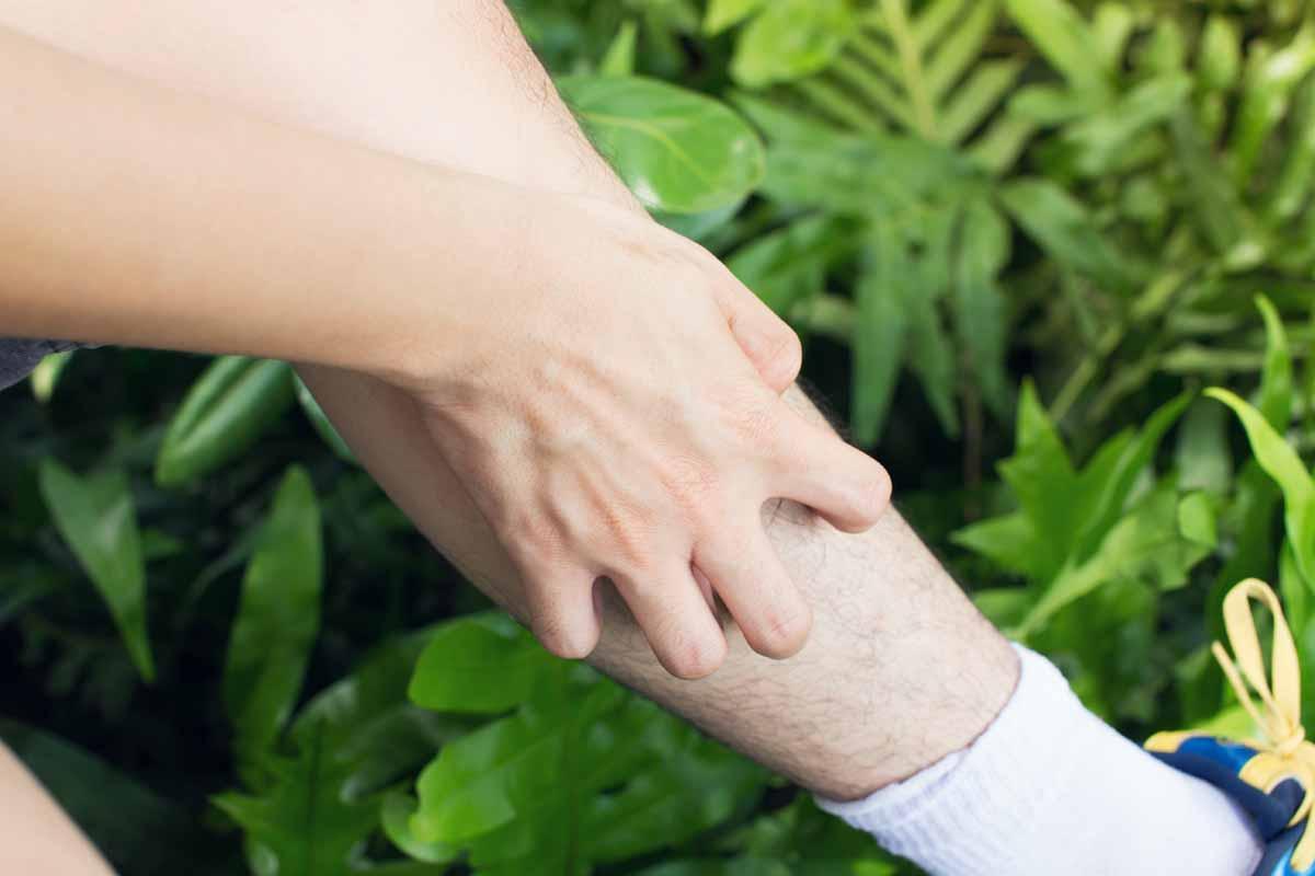 Le cause del formicolio alle gambe