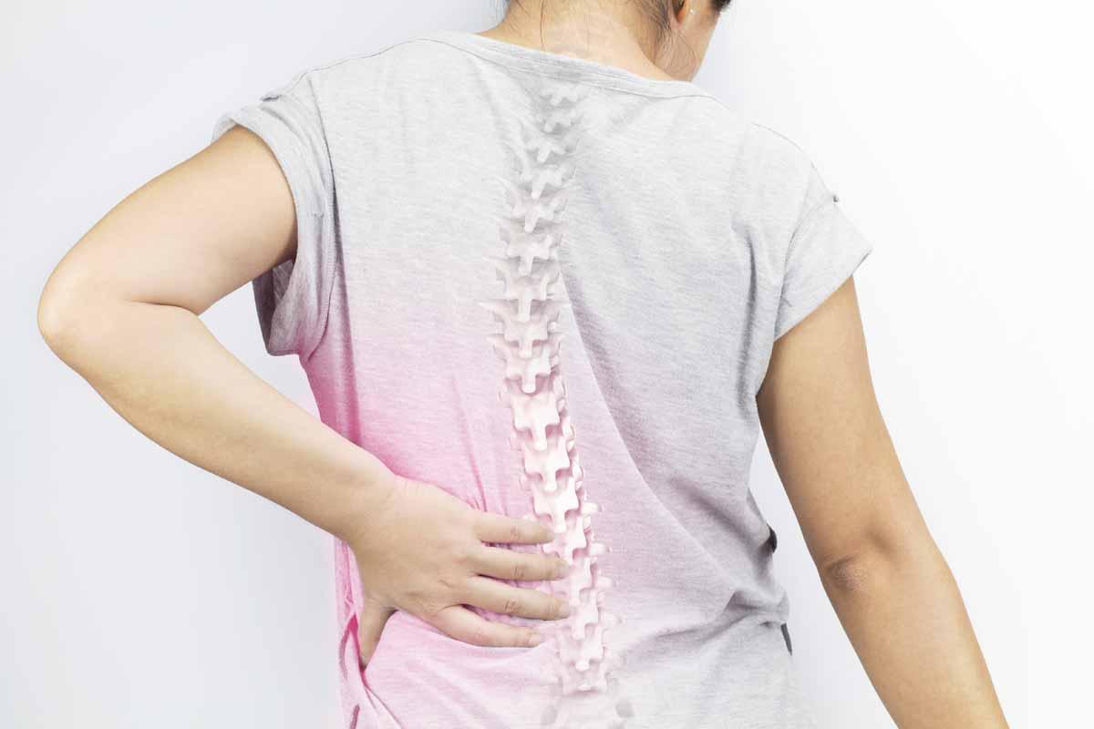 Quali sono i sintomi del dolore al coccige