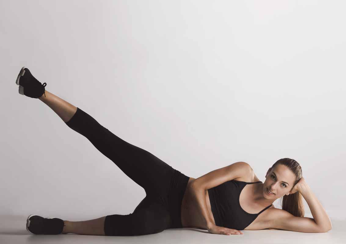La struttura e la distribuzione dei muscoli dell'interno coscia