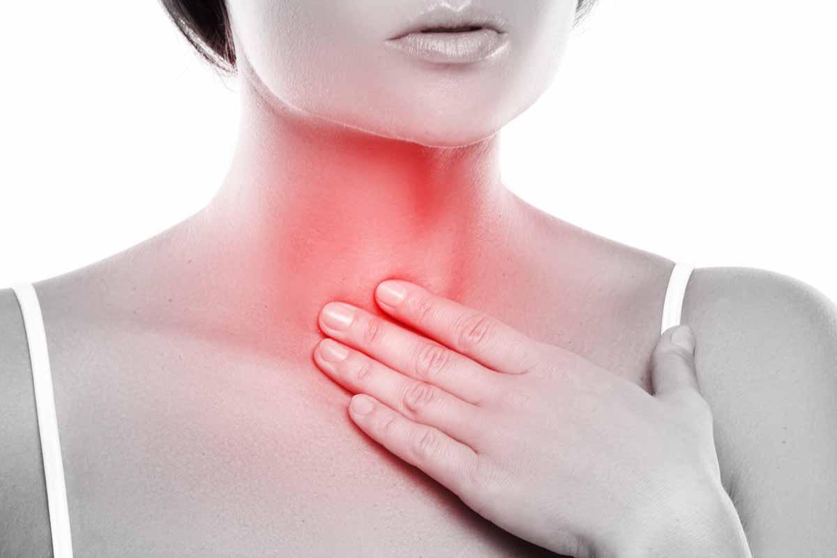 Cura per la faringite cronica