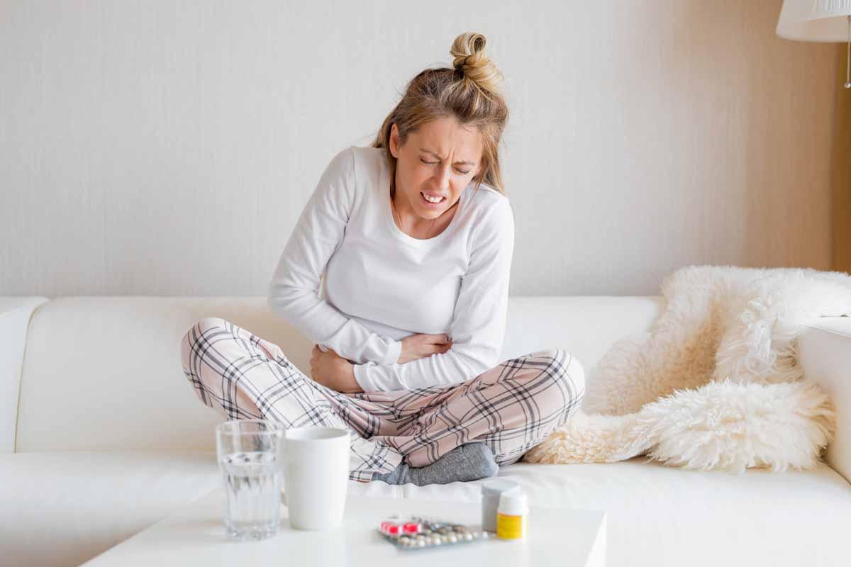 Cause delle false mestruazioni