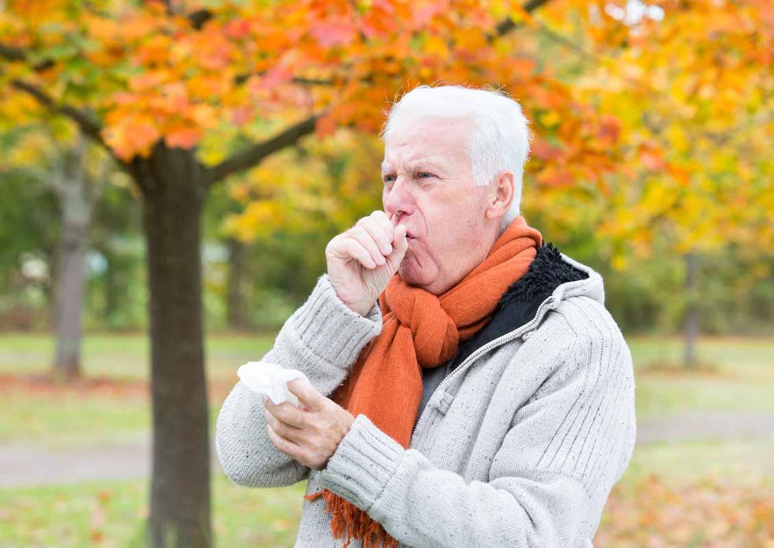 Cause del broncospasmo