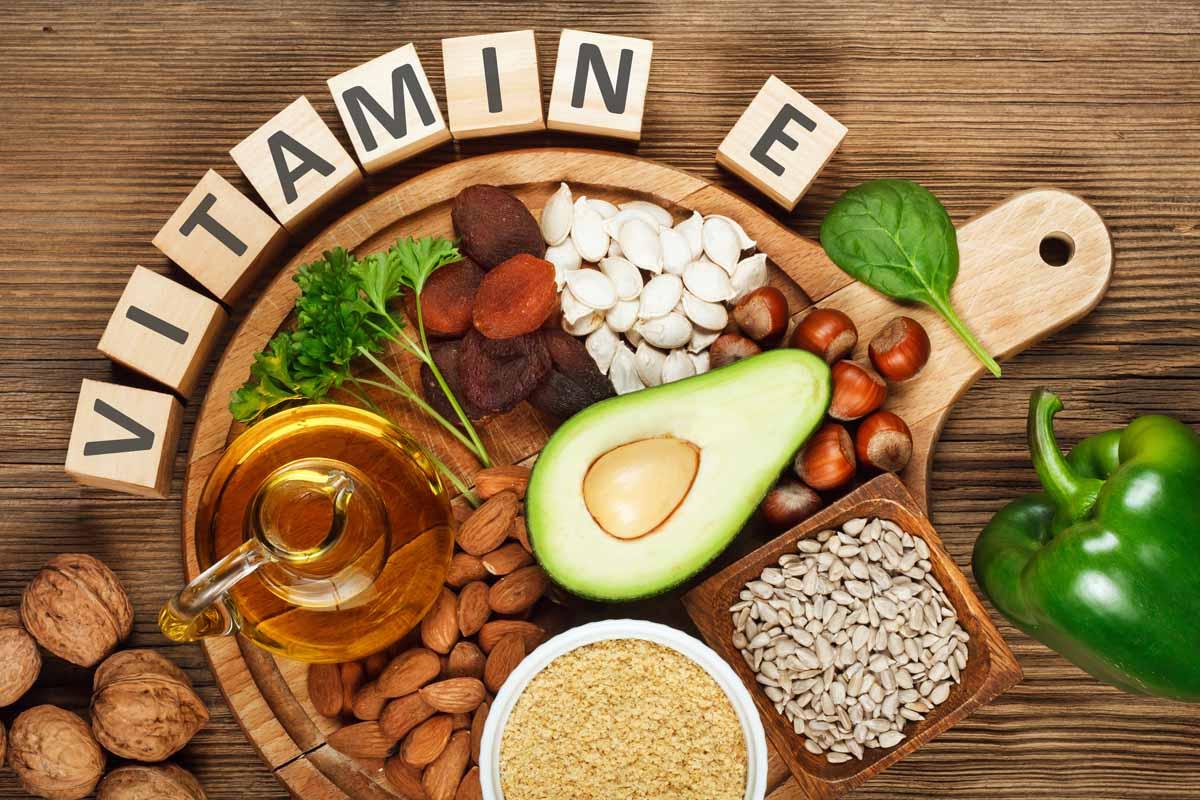 Chimica della vitamina E