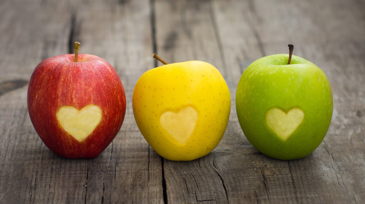 Cibi alcalini: le mele