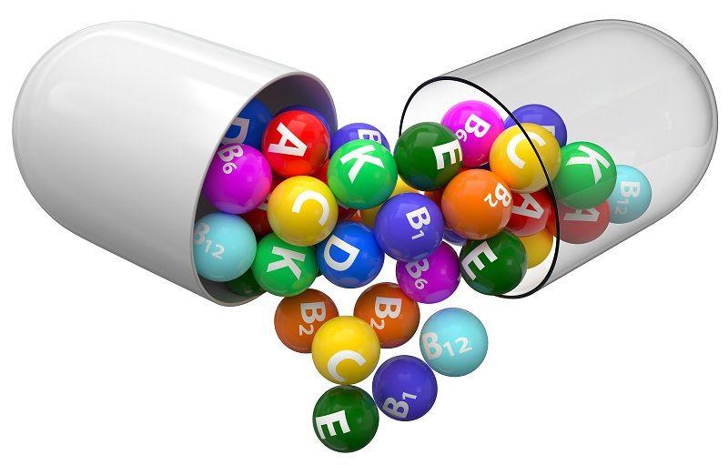 3d Vitaminpille Inhalt und Wirkstoff