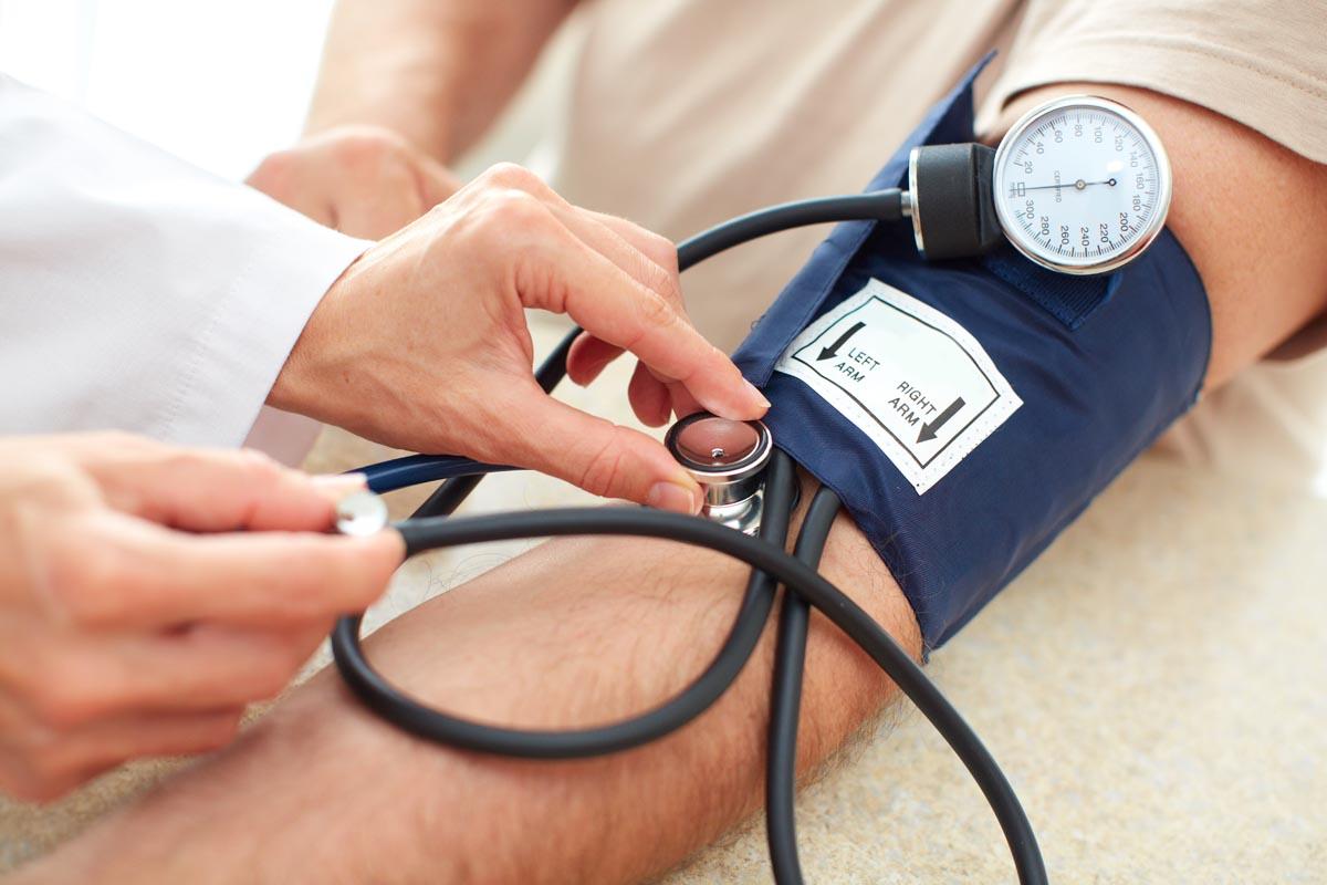La pressione bassa: i valori di pressione sistolica e diastolica