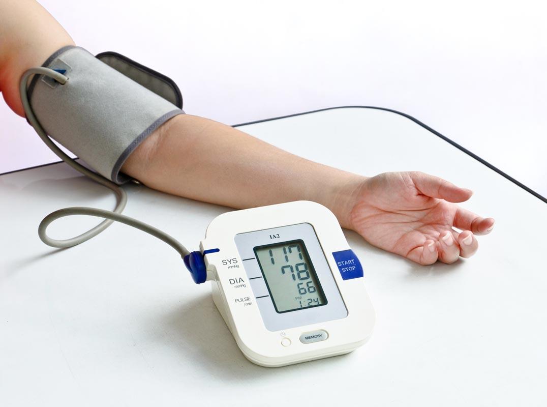 Pressione diastolica bassa