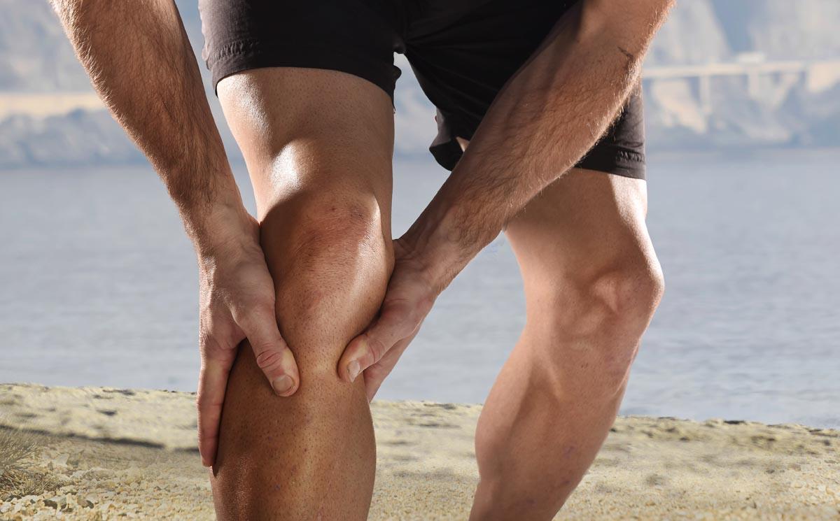 Allenamento del muscolo surale