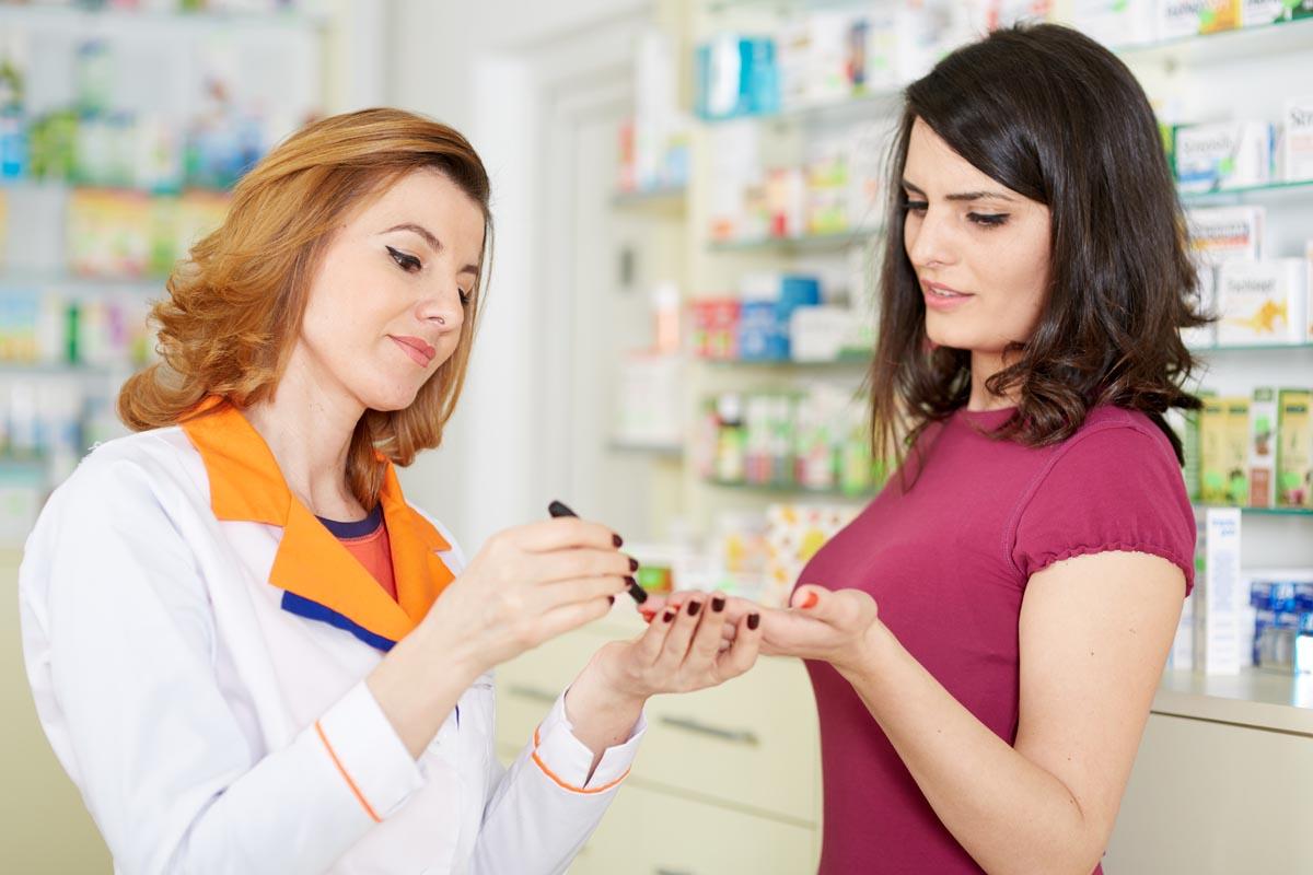 Misuratore di glicemia vantaggi