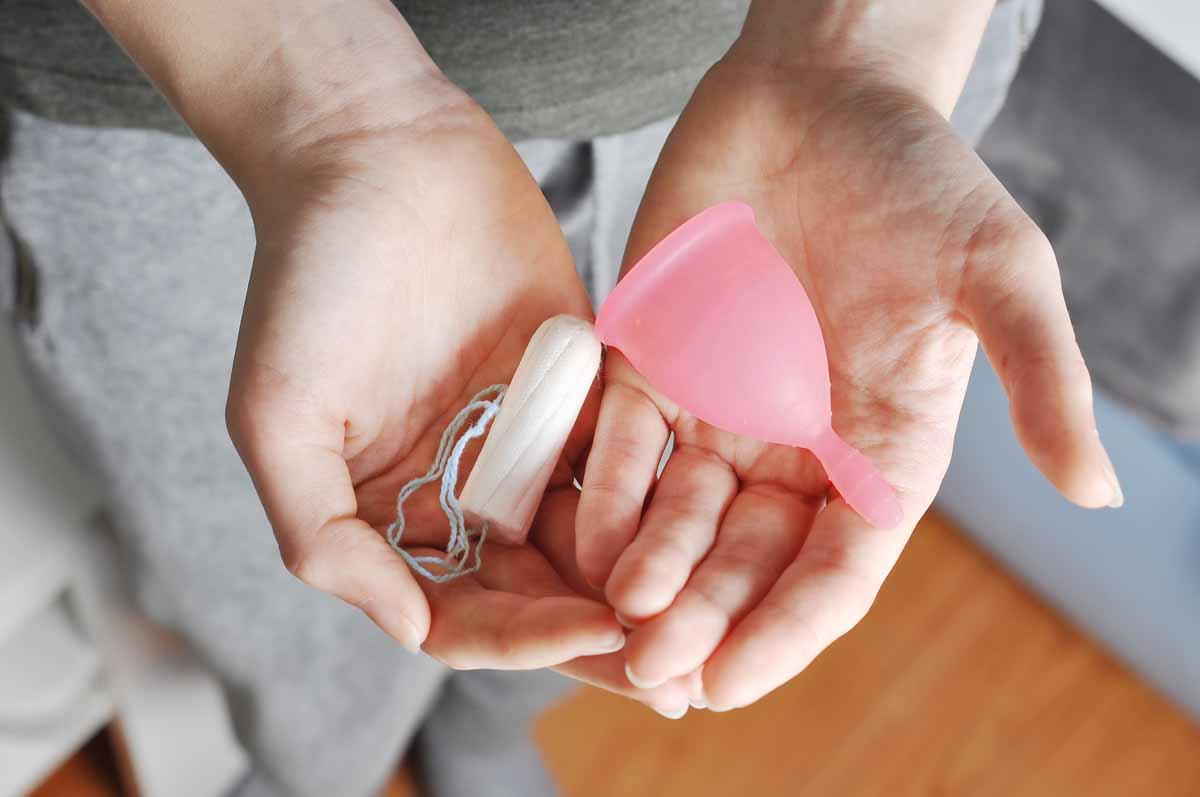 Quali sono i vantaggi della coppetta mestruale?