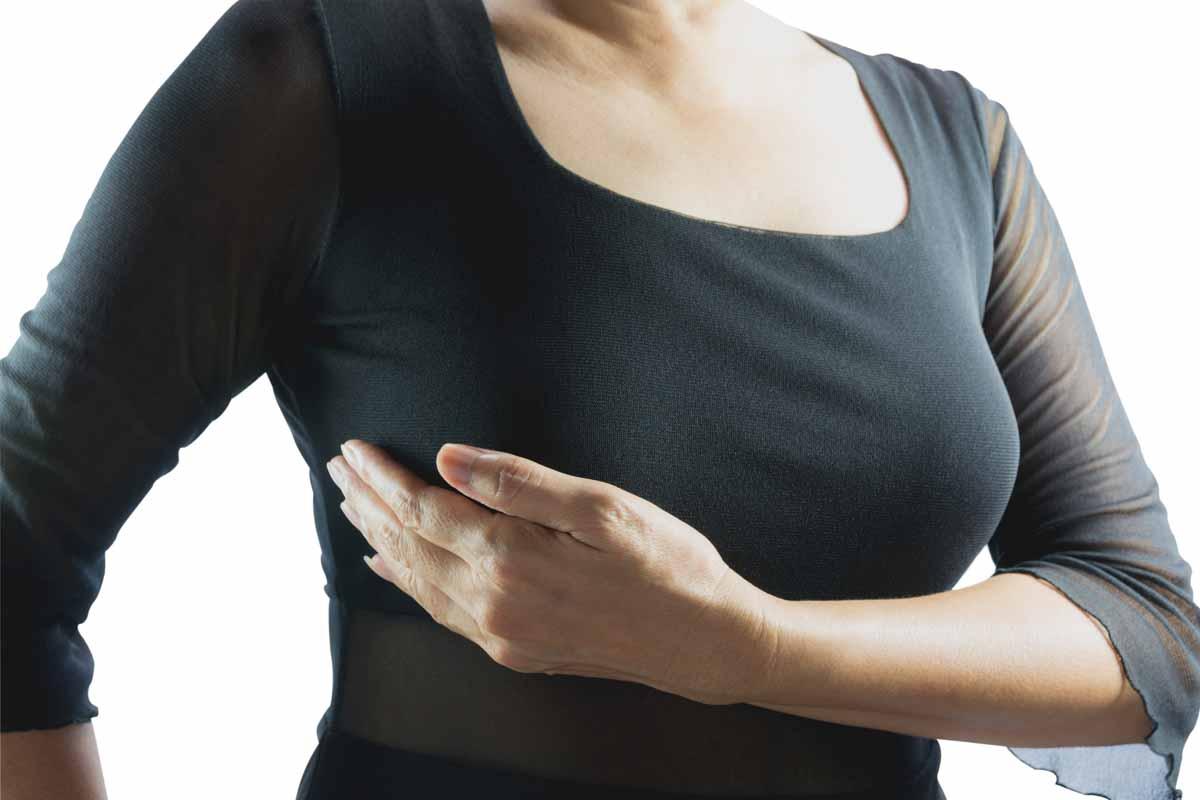 Le due tipologie di fibroadenoma al seno