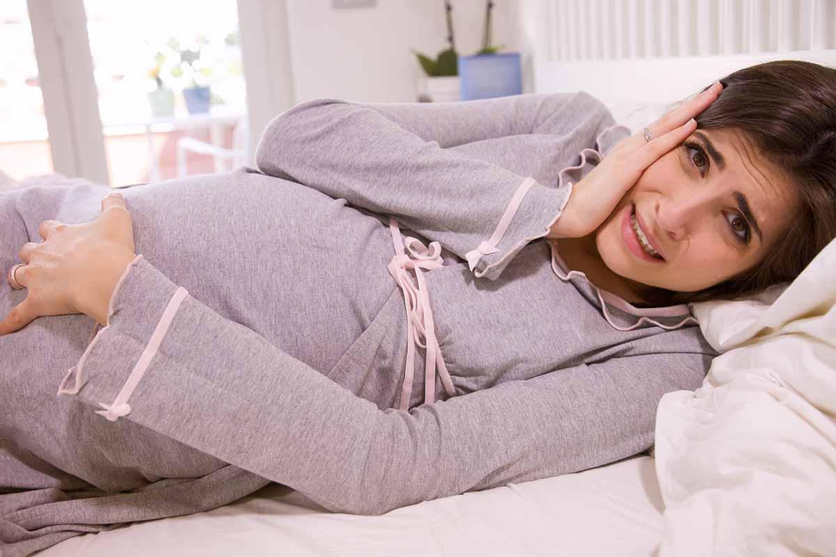 Come riconoscere le contrazioni del parto dalle altre