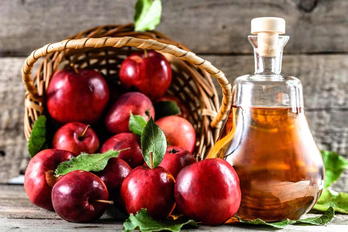 Benefici dell'aceto di sidro di mele