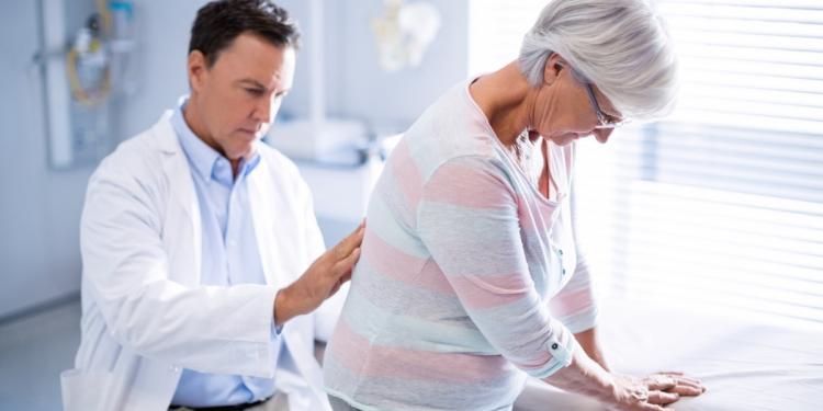 Bulging discale, uno schiacciamento doloroso del disco