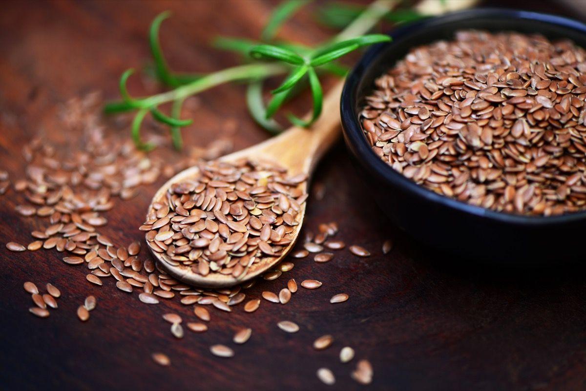Composizione chimica dei semi di lino