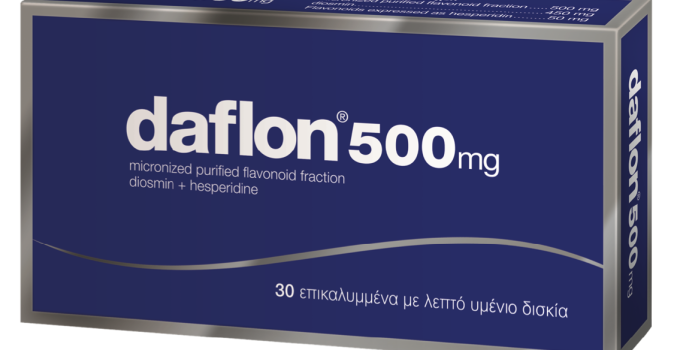 Daflon emorroidi
