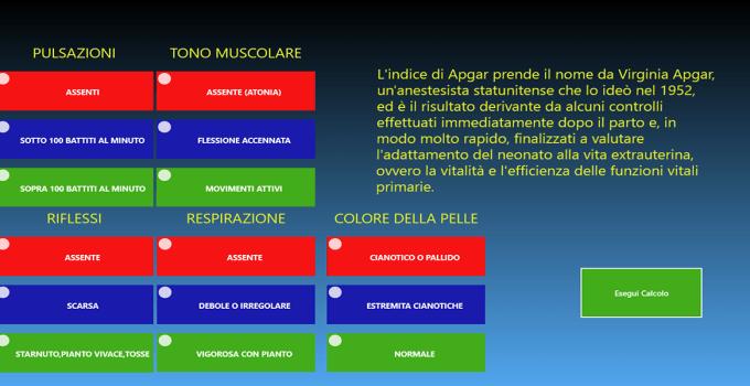 indice di Apgar