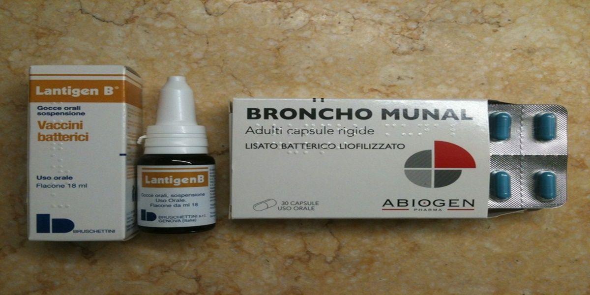 Broncho munal