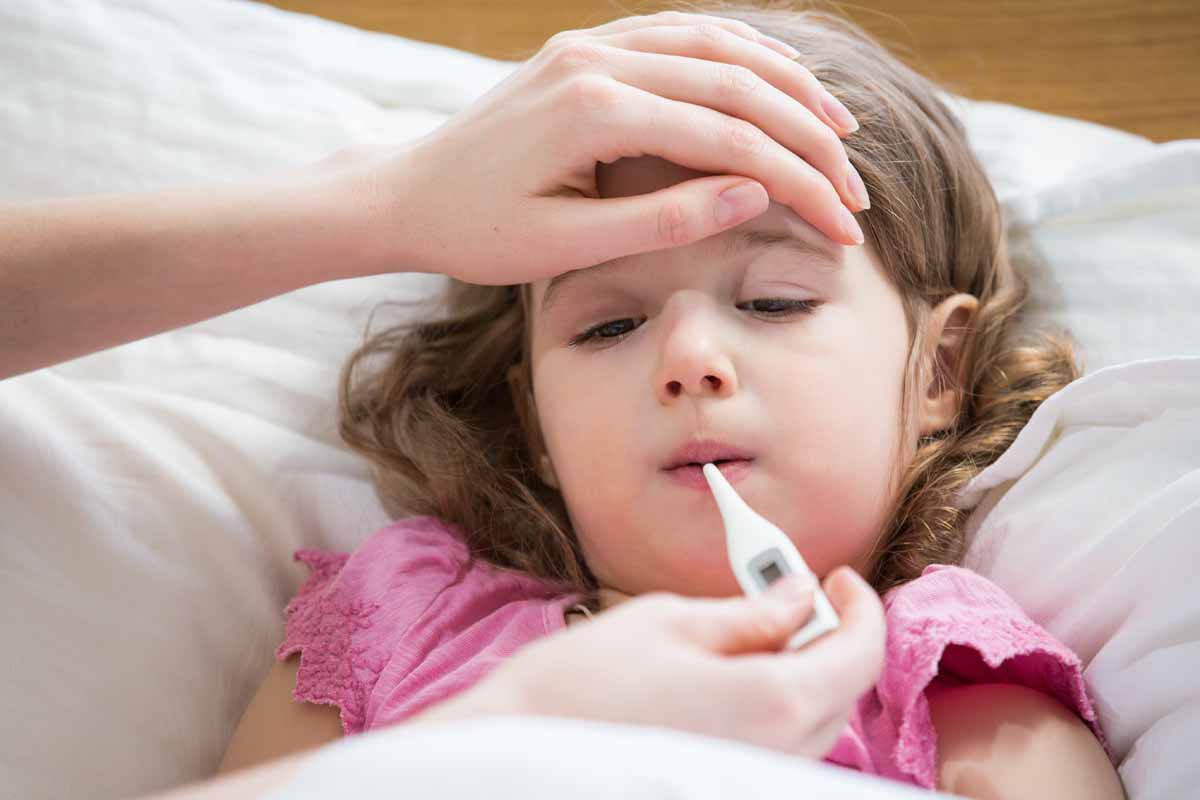Le convulsioni febbrili ricorrenti