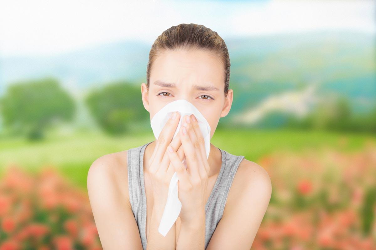 Allergia graminacee: sintomatologia