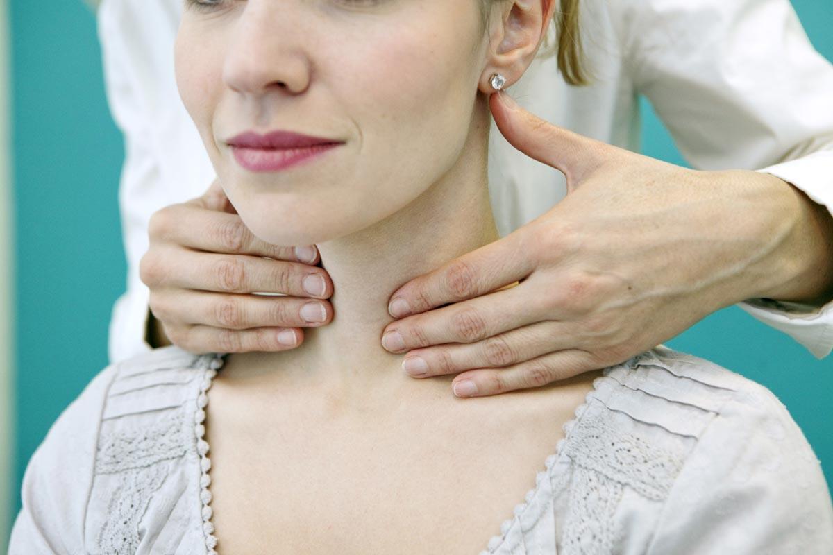Agoaspirato tiroide: tecnica