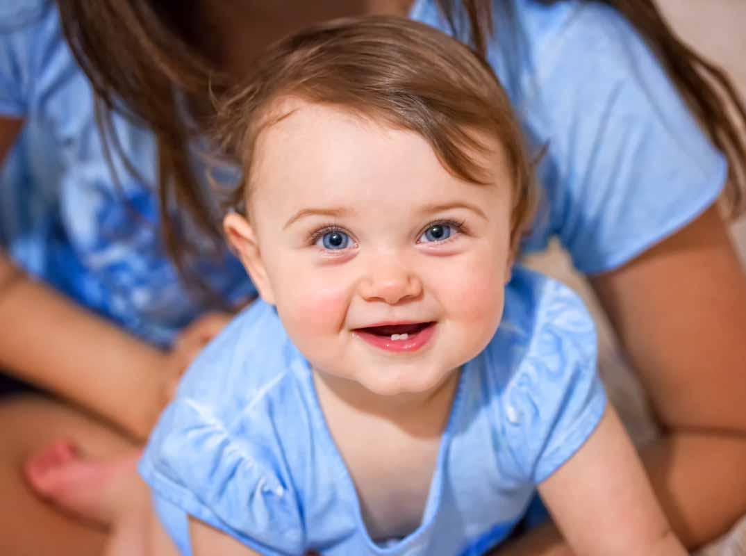 Dentizione neonati: i sintomi più comuni