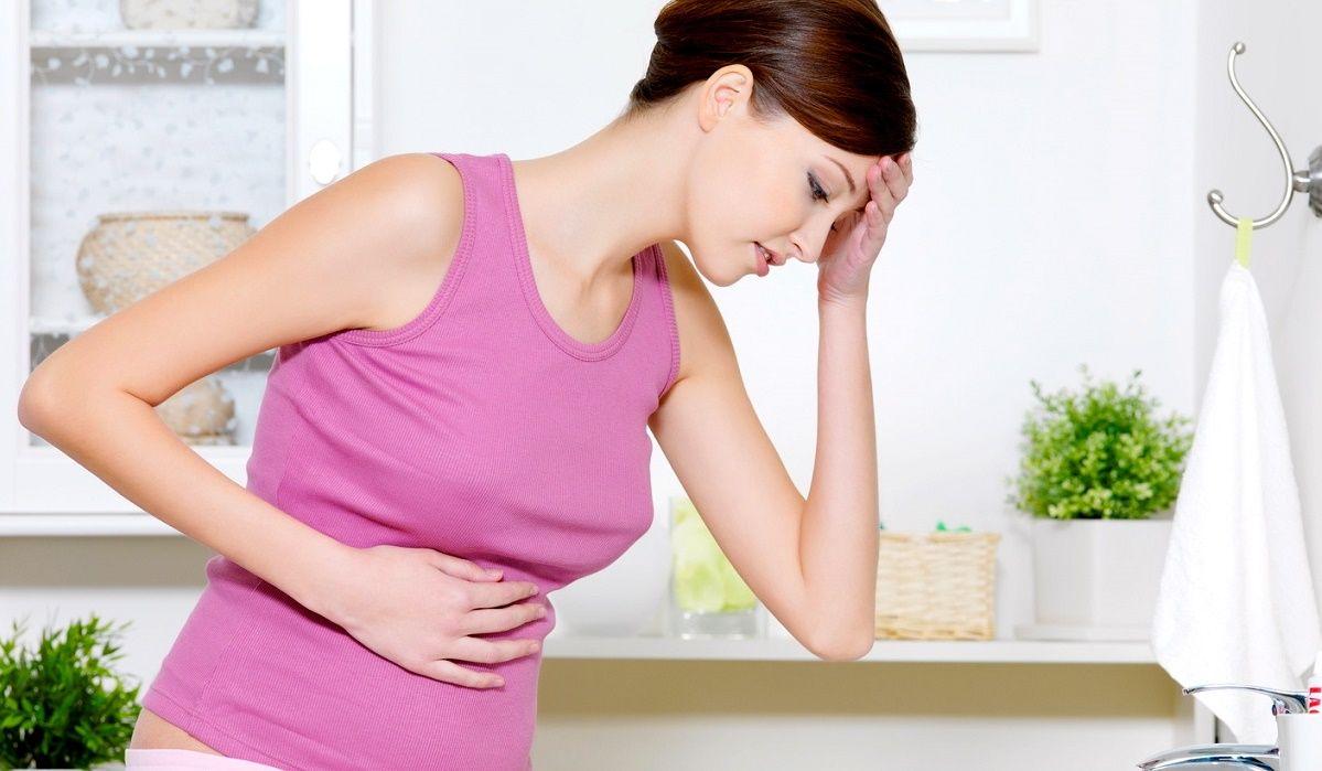 Dolori mestruali inizio gravidanza