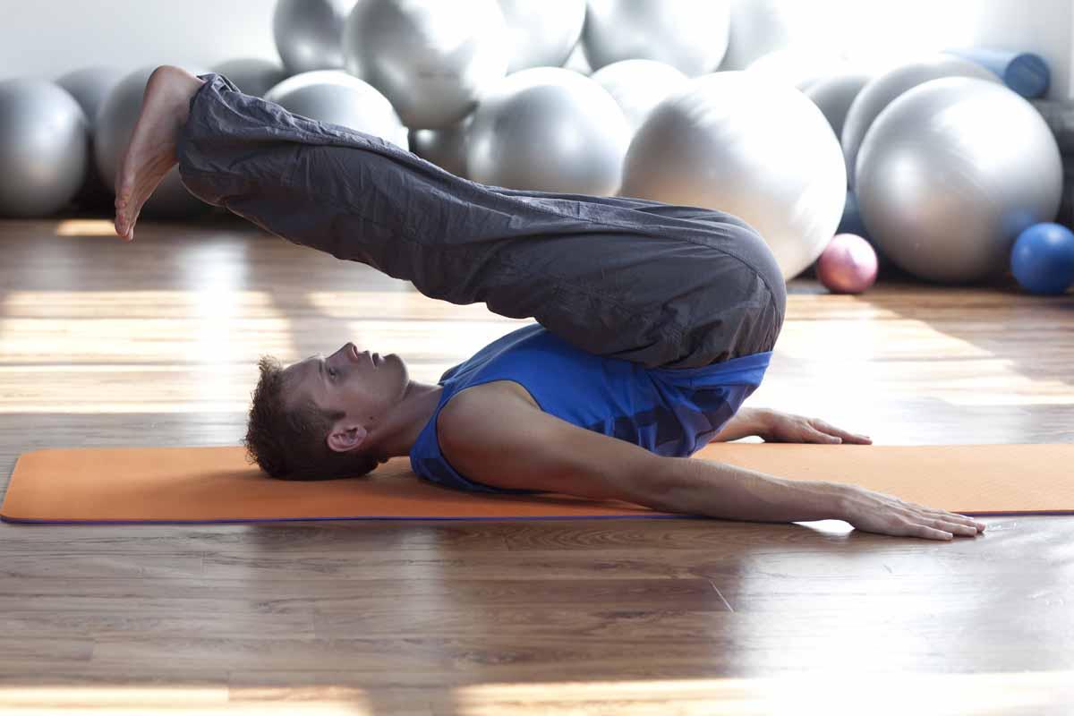 Gli esercizi di ginnastica posturale per i muscoli addominali