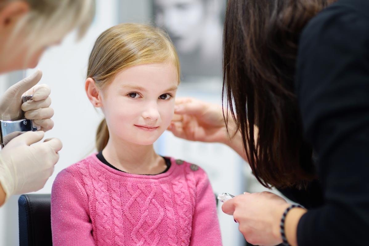 Anatomia dell'orecchio e il colesteatoma